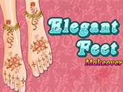 Elegant Feet Makeover