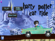 Harry Potter Car Ride