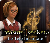 Treasure Seekers: Le tele incantate