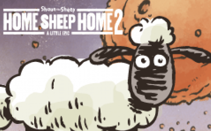 Shaun the sheep (Home Sheep Home 2)