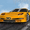 3D Cold Racer