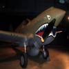 Curtiss P-40E Slider