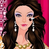 Cute Birthday Girl Face Art Dress up