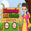 Diamonds and Toads Makeover