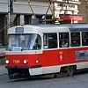 Electric Tram Prague