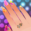 Nail Studio – Polka Dot Design