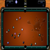 Straight billiard flash game