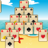 Tropical Pyramid Solitaire