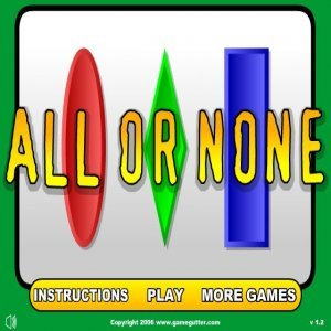 All or None
