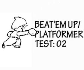 BEAT'EM UP – PLATFOTMER – TEST