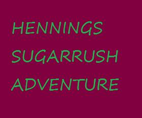 HENINGS SUGAR RUSH ADVENTURE (DK)