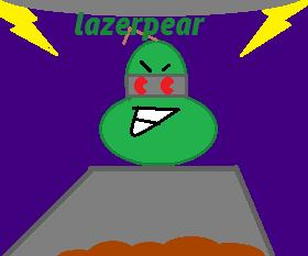 Lazerpear Destroyer Of Worlds