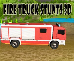 Fire Truck Stunts