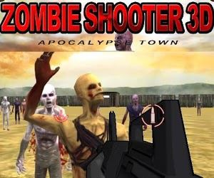 Zombie Shooter 3D Apocalypse Town